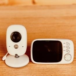 GHB Smart Baby Monitor Video Babyphone vorne