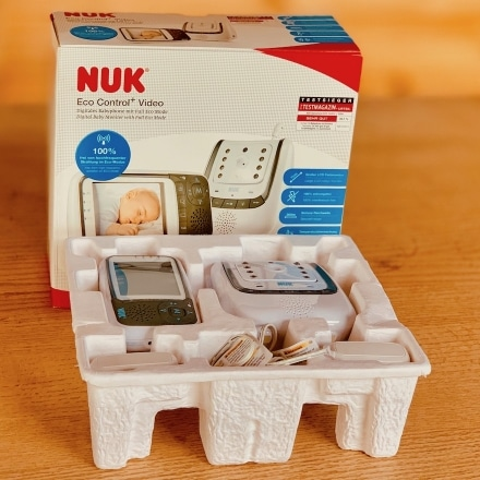 NUK Eco Control + Lieferumfang