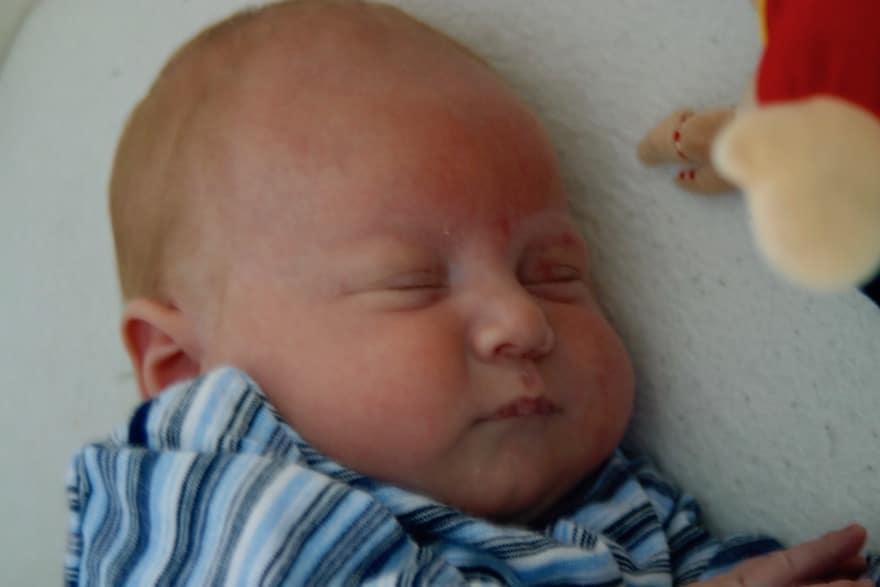 Baby das schläft