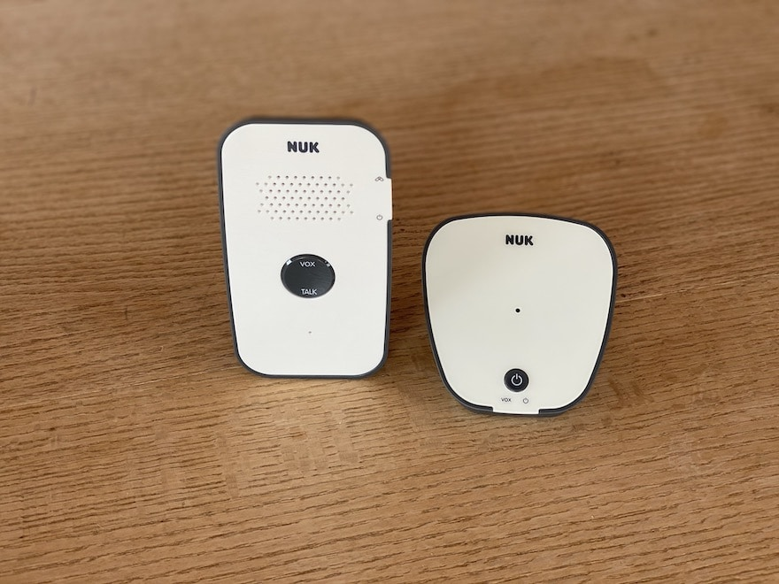 NUK Eco Control Audio 500 Frontansicht