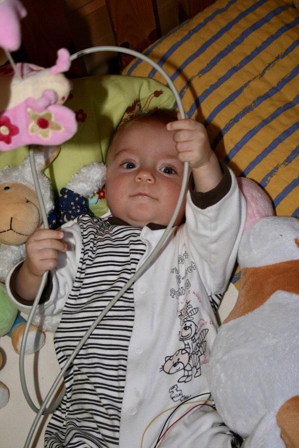 Welcher Standort vom Babyphones ist der richtige für dein Baby