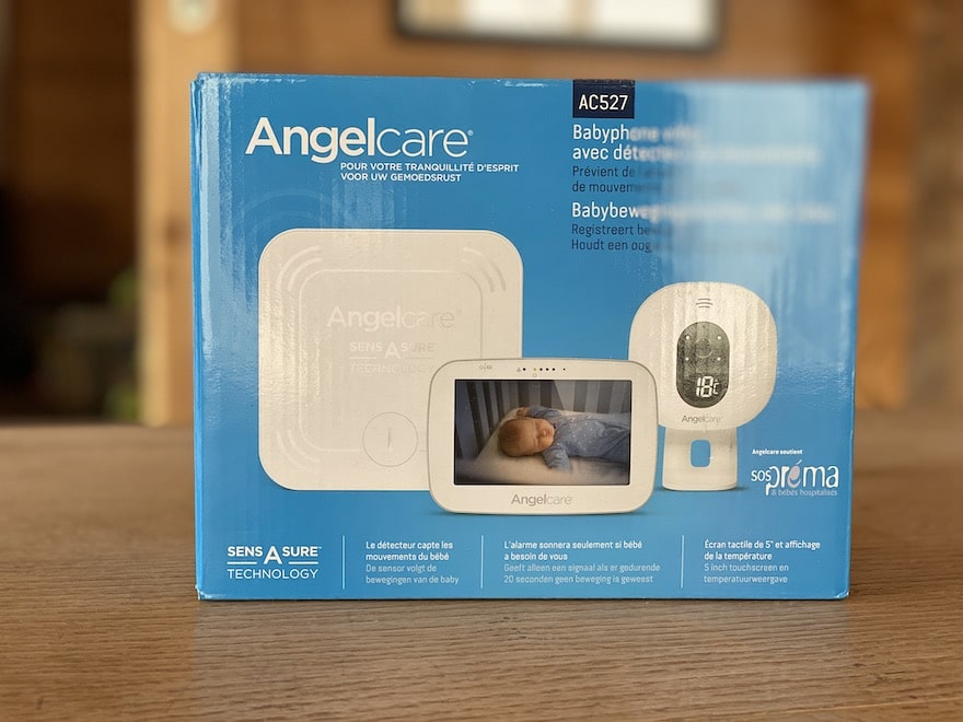 Angelcare AC527 Verpackung