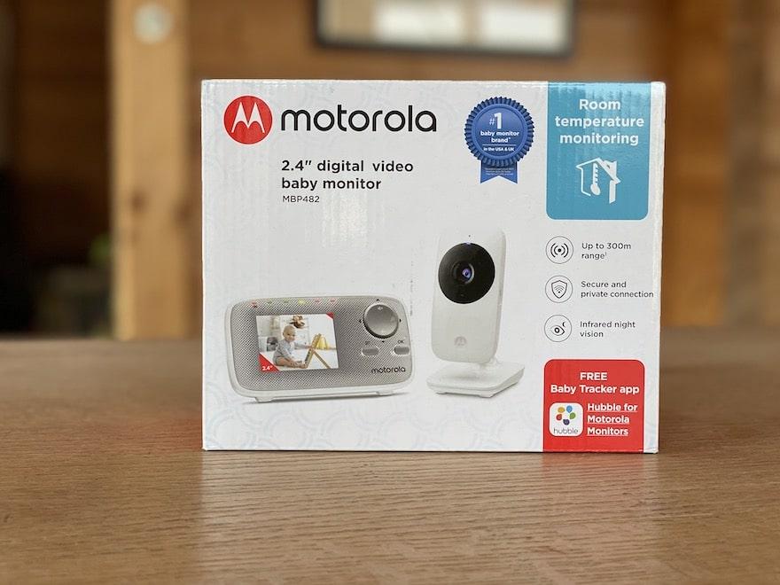 Motorola MBP482 Verpackung