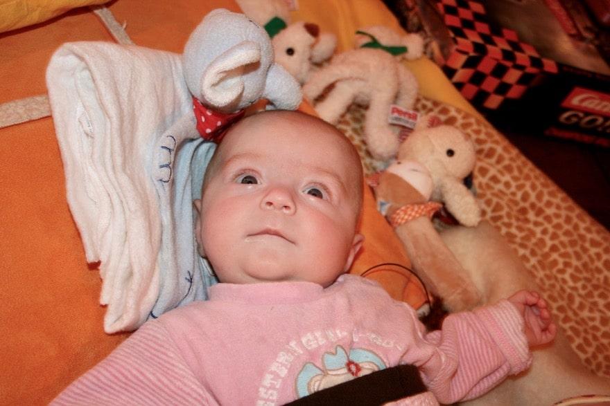 Babyphone gegen Kindstod