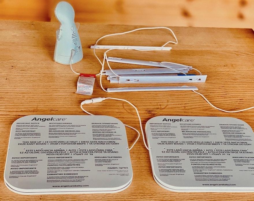 AngelCare Babyphone Bewegungssensor