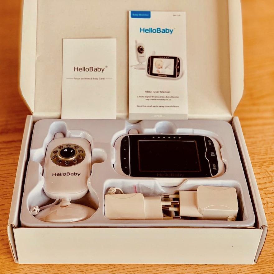 Babyphone für beide Richtungen