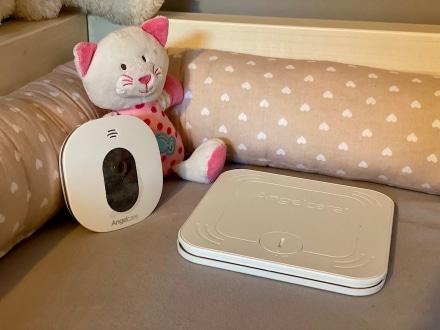 Babyphone mit Temperaturanzeige