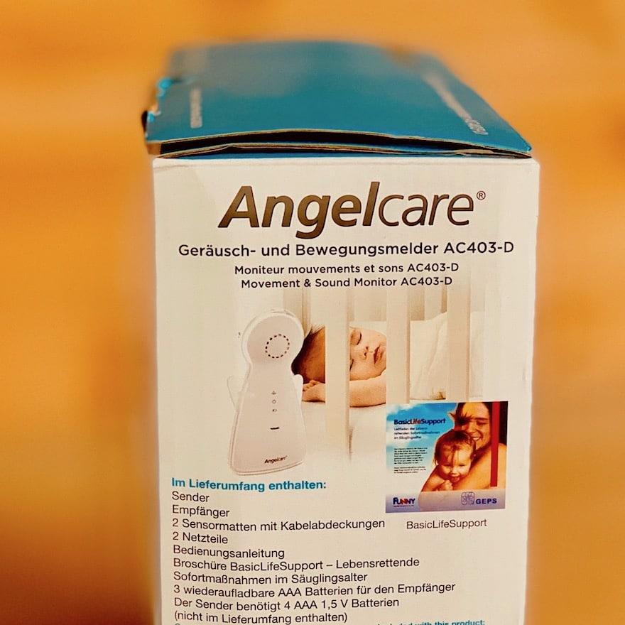 Wie funktioniert AngelCare Babyphone