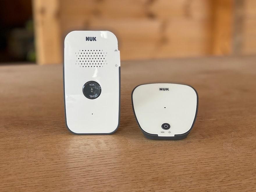 NUK Eco Control 500 Babyphone