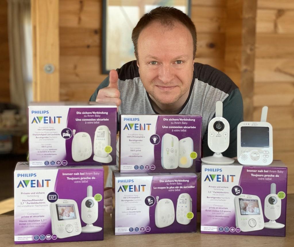 Philips Avent Babyphone im Vergleich