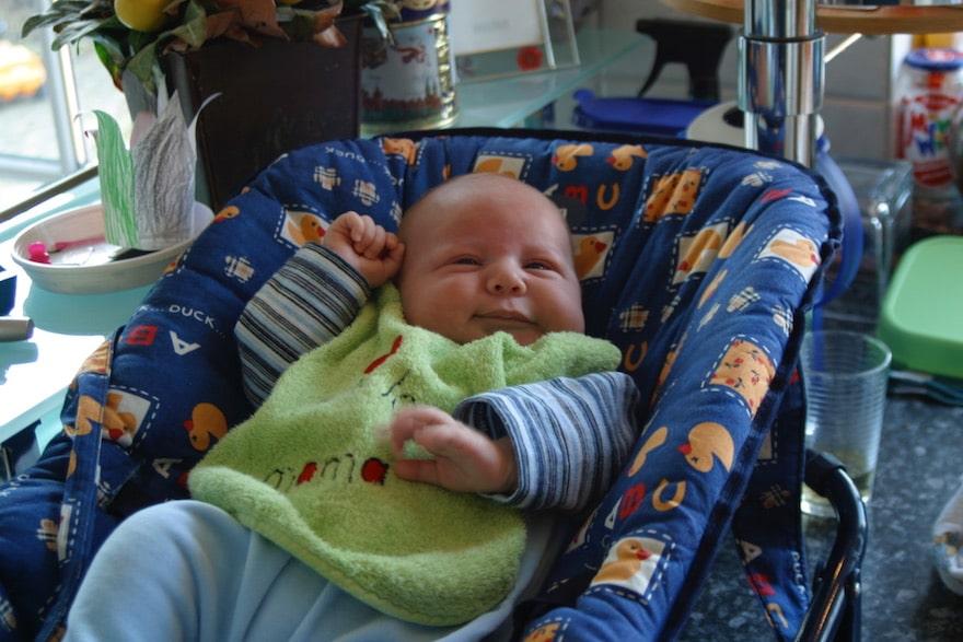 Baby Schaukler