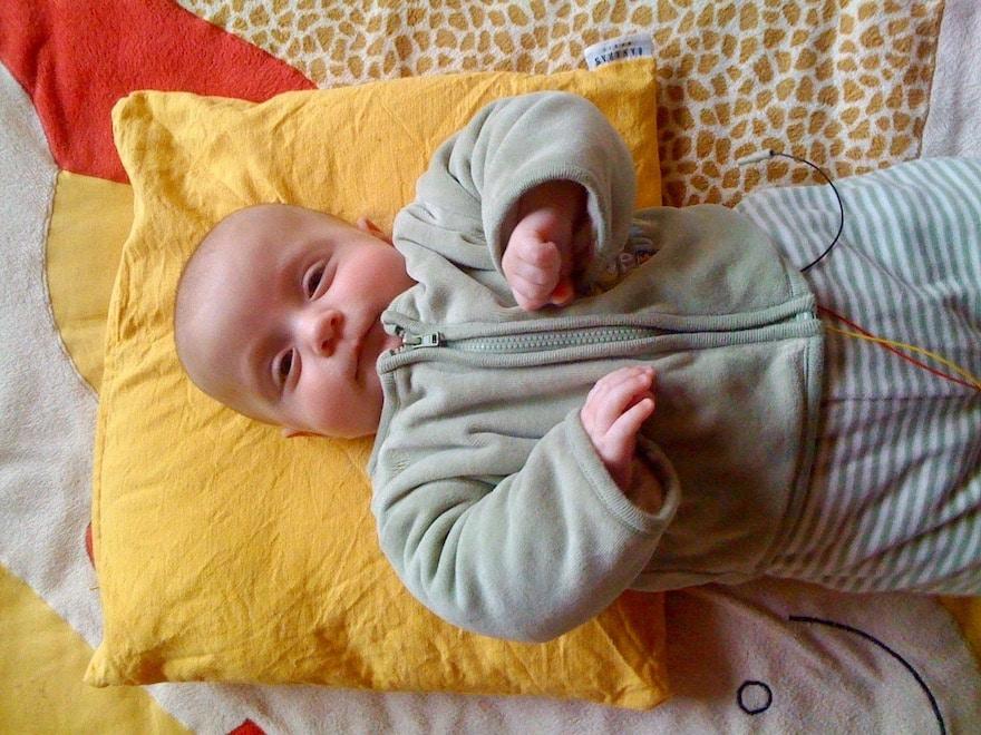 Baby Baden Bei Fieber